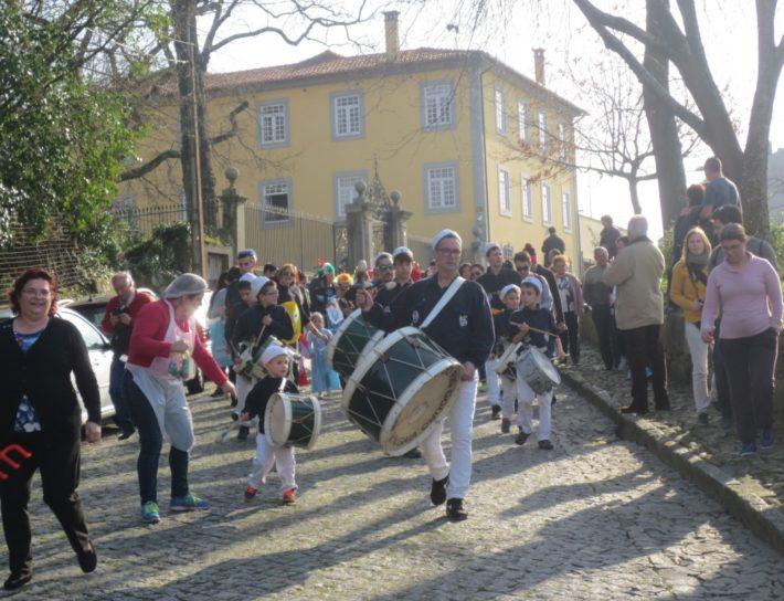 Cortejo de Carnaval