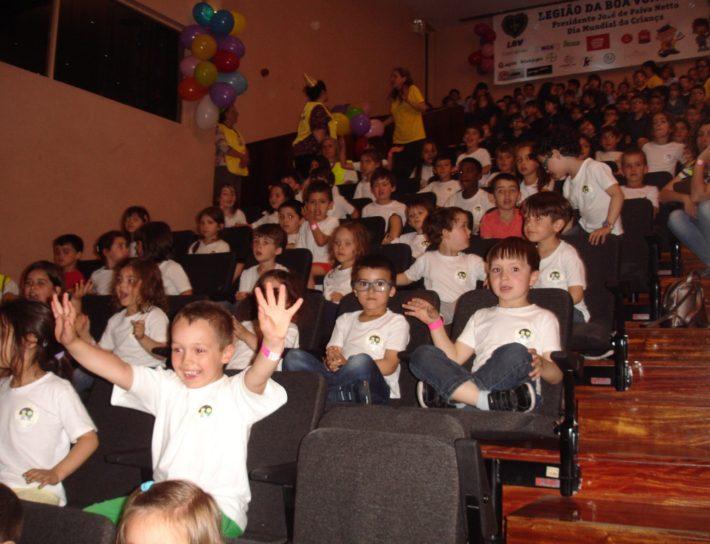 Festa da Criança – LBV