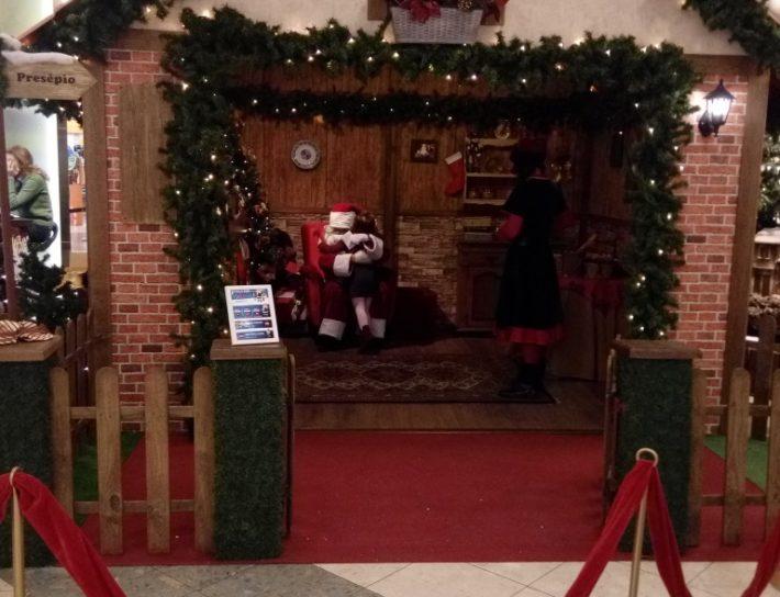 Visita ao Pai Natal